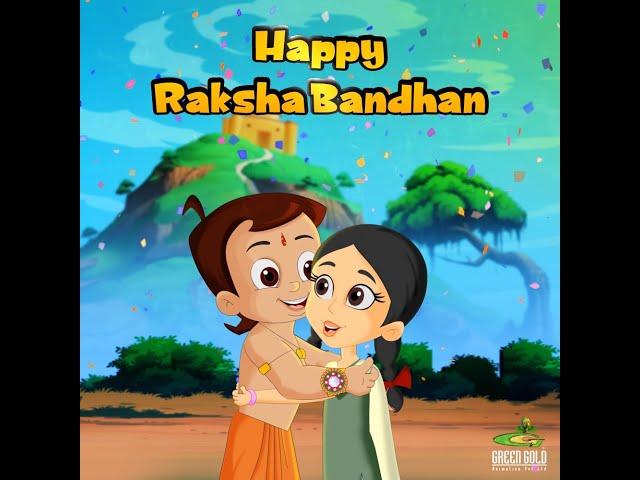 Chhota Bheem - Happy Raksha Bandhan!!
