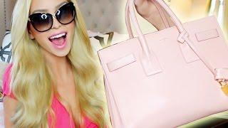 What's In My Bag?! | Gigi Thumbnail