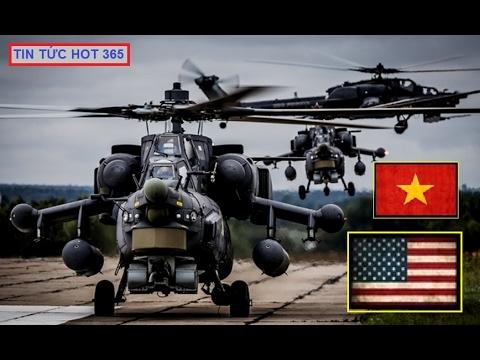 Tin Vui..!!! Việt Nam có thêm 2 Trung đoàn Trực Thăng tăng sức mạnh Không quân Việt Nam