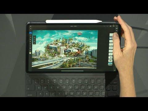 Adobe MAX 2019: Adobe Photoshop On IPad | Adobe Creative Cloud