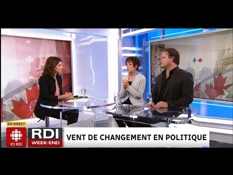 Élection de Valérie Plante et contestation du leadership de Jean-François Lisée (RDI matin weekend)