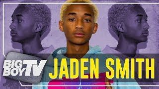 Jaden Smith on Icon, Upcoming Albums, Changing The World, Thinking Different & A Lot More!