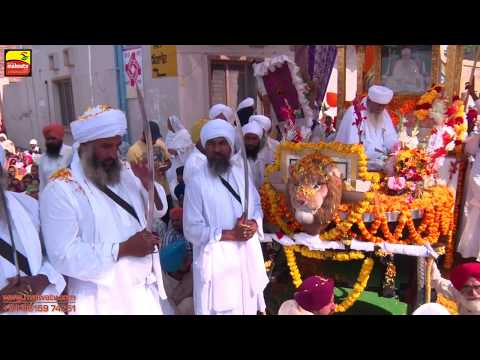 DHAN DHAN BABA NAND SINGH JI, NANAKSAR | SHERPUR KALAN |  NAGAR PARIKRMA - 2015, 28th OCT| Part 2nd.