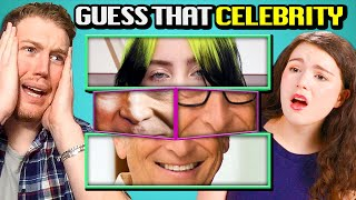Can YOU Guess The Celebrity Face Morph? (Billie Eilish? Tom Holland? Who?!)
