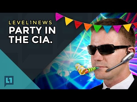 L1News: 2017-03-14 Party in the CIA