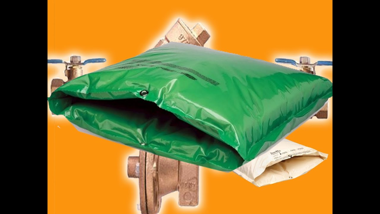 Bargain Priced Backflow Blankets Backflow Insulation