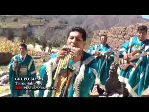 Mi alma tiene sed de Dios - Grupo Masai vol. 2