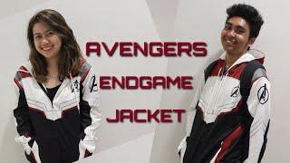Avengers: Endgame | Avengers Jacket | whatever it takes to vlog WITHOUT SPOILING | JicsKath