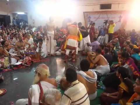 007 Konanki - Pavalimpu - Sri Srikanth Bhagavathar - Kalpthy Bhajanotsavam 2013