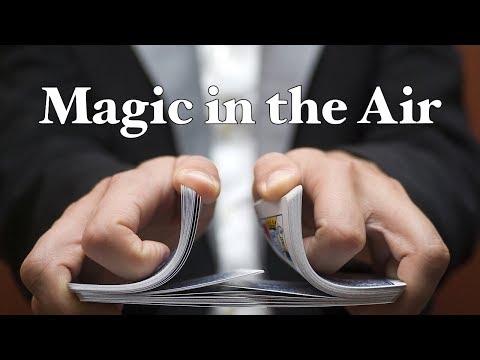 Magic in the Air  Brian Markenson with Barry Kibrick