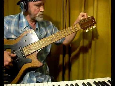 Настройка гитары по флажолетам.