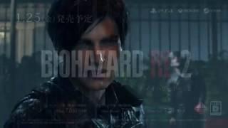 Коммерческий TV трейлер Resident Evil 2 (Remake) в Японии