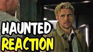 Nerds REACT to ARROW Season 4 Episode 5 HAUNTED