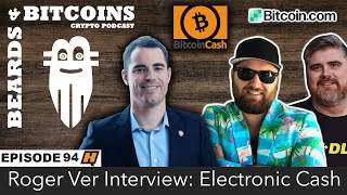 Roger Ver's Vision for Cryptocurrency (Different than You Think)
