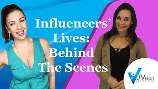 Influencers' Lives: Behind the Scenes -- Carolyn Jarrett Jones