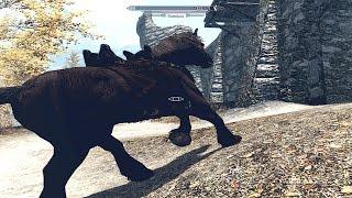 The Elder Scrolls V 5 Skyrim прохождение 47 Древняя технология. Чертеж взрывного болта огня