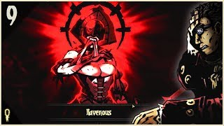 RAVENOUS Over A Book Of Relaxation   Modded Darkest Dungeon 2020 Campaign   Let's Play   Part 9  