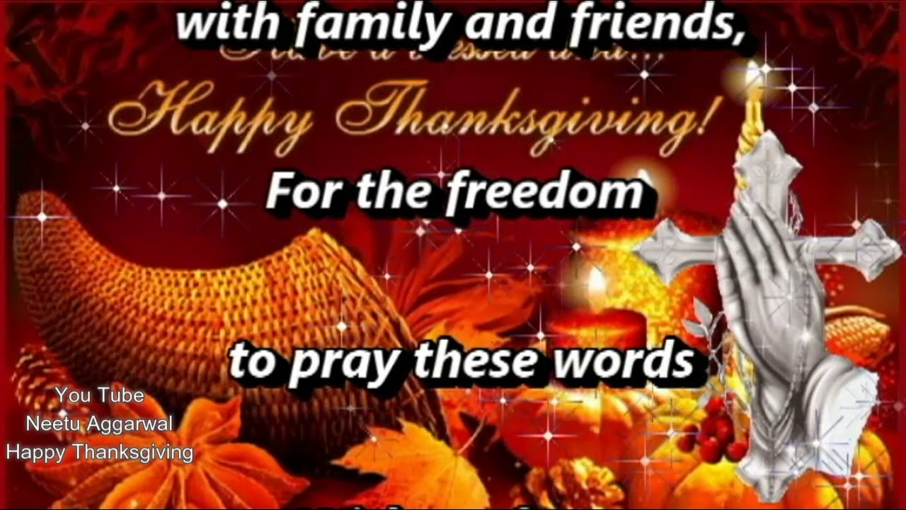 Thanksgiving prayerhappy thanksgivingwishesgreetingsblessings thanksgiving prayerhappy thanksgivingwishesgreetingsblessingssmssayingsquoteswhatsapp video kristyandbryce Choice Image