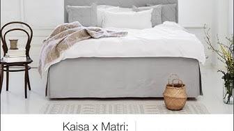 Kaisa Jaakkola x Matri: Hyvän unen webinaari