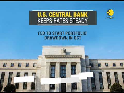 U.S. Central Bank keeps U.S. rates steady