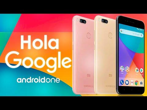 Xiaomi Mi A1 | Adiós MIUI, Hola Android One ¡Hola América!
