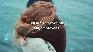 Sufjan Stevens - Tell Me You Love Me (Español)