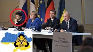 Украина ПРОИГРАЛА КОРОНАВИРУСУ: Запад БРОСИЛ Зеленского с его проблемами