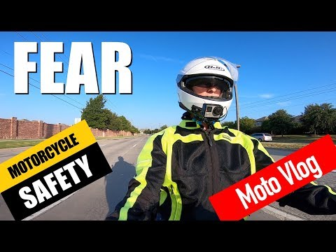 [Ep 61] Motorcycle Safety and Fear - 2018 Honda Goldwing