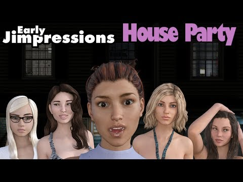 HOUSE PARTY - Offbeat Boob Tomfoolery