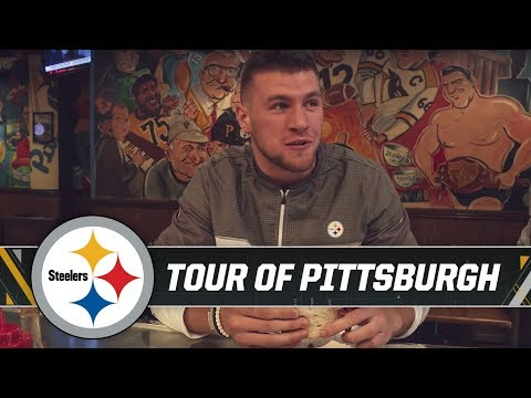 T.J. Watt welcomed to Pittsburgh
