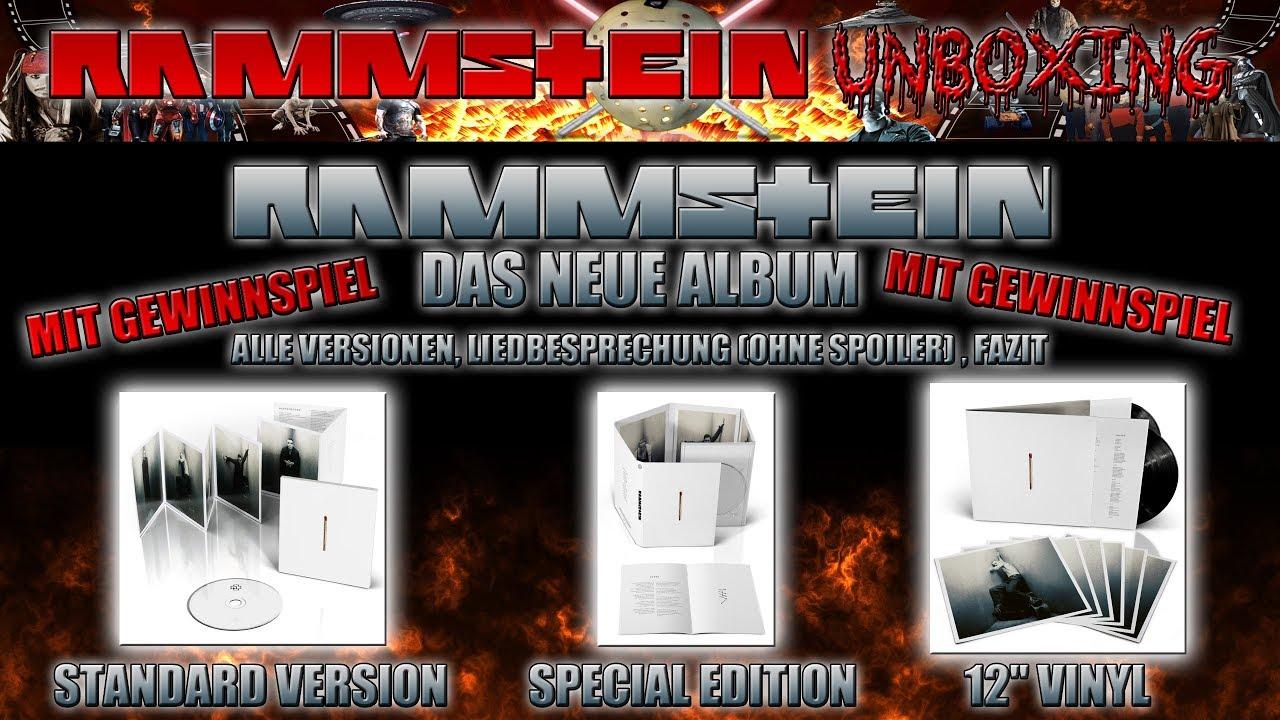 Rammstein Neues Album