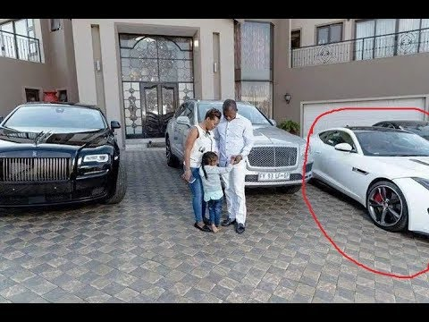 Prophet Bushiri surprises wife with multi million dollar car birthday present