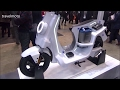 BOSCH scooter - electric concept