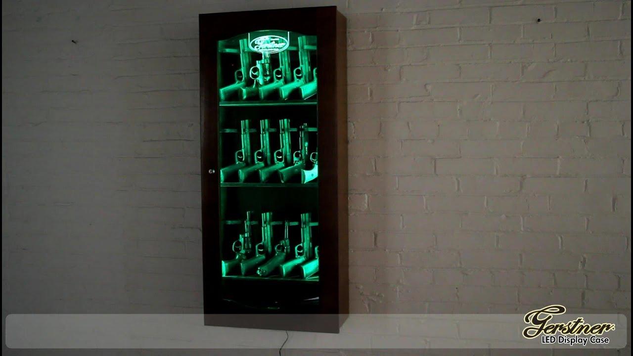 Gerstner U0026 Sons   Gun Display U0026 Curio Display Cabinet   YouTube