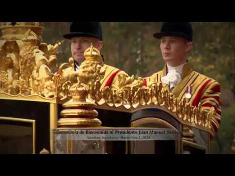 Especial Londres - Visita del Presidente Juan Manuel Santos
