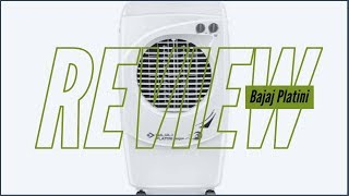 2020 Bajaj Platini PX97 Torque 36 Ltrs Room Air Cooler (White)
