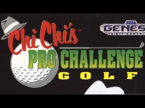 Classic Game Room - CHI CHI'S PRO CHALLENGE GOLF for Sega Genesis review thumbnail