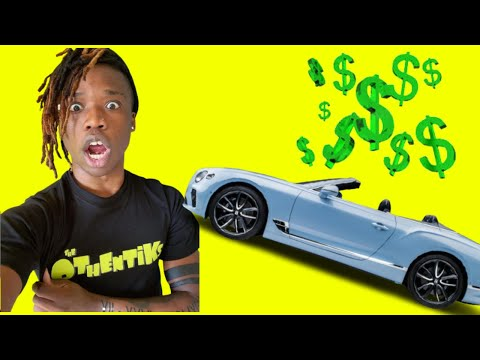 FLAQO RAZ BUYS FLASHY CONVERTIBLE CAR - ALL THE DETAILS YOU NEED TO KNOW