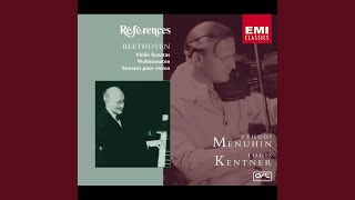 Violin Sonata No. 7 in C minor Op. 30 No. 2 (2001 Digital Remaster) : III. Scherzo & Trio (Allegro)