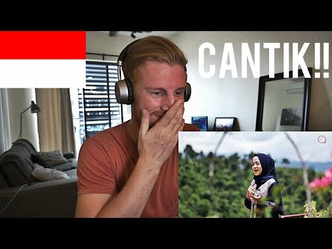 (CANTIK!!) YA ASYIQOL BY SABYAN // INDONESIAN MUSIC REACTION