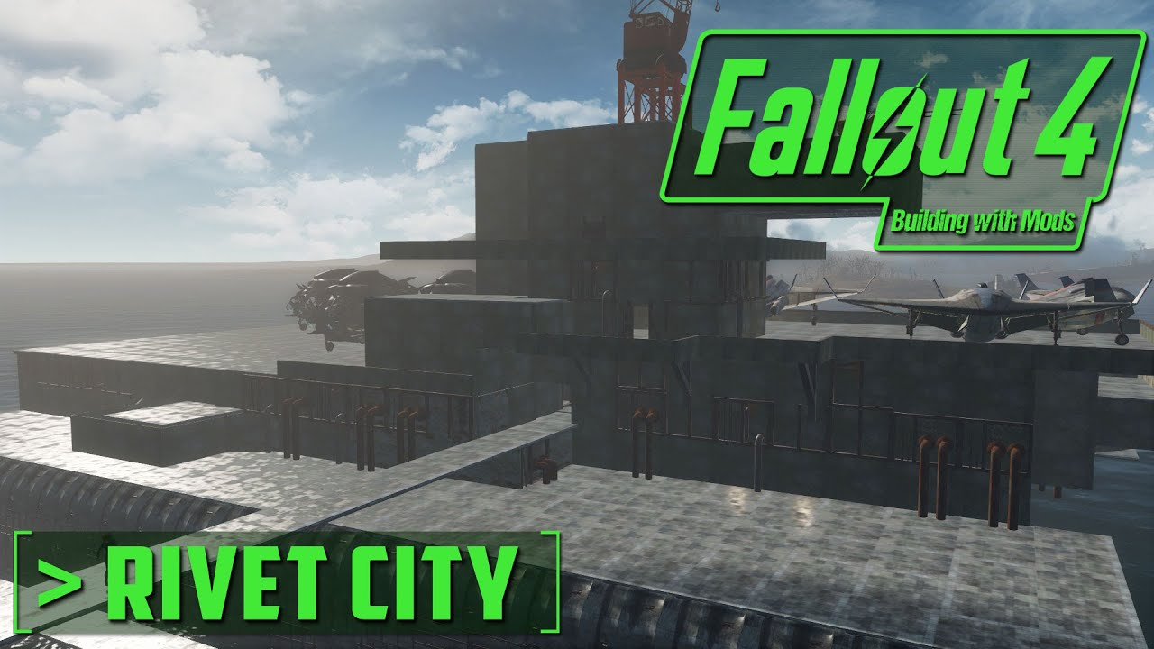 Fallout  Mod For All Building Mods