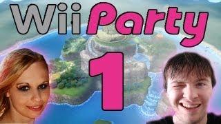 Let's Play Wii Party Part 1: Die Insel der Abenteuer