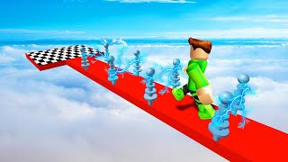 ELECTRIC OBSTACLE COURSE CHALLENGE! (Roblox)
