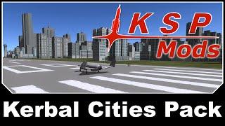 ksp mods kerbal cities pack