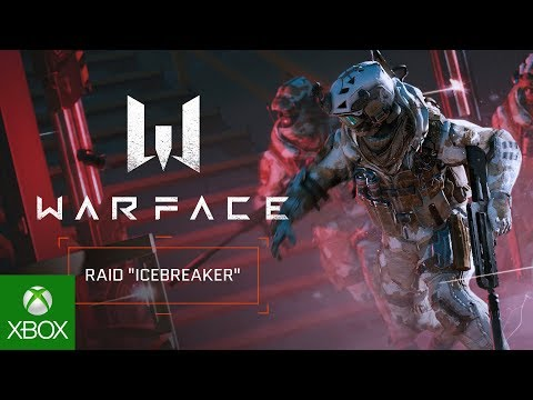 "Warface - New Raid ""Raid ICEBREAKER """