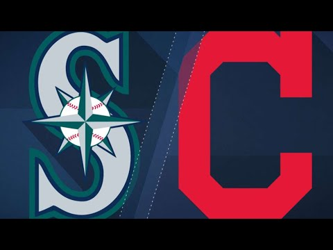 Tribe outslugs Mariners with five home runs: 4/27/18