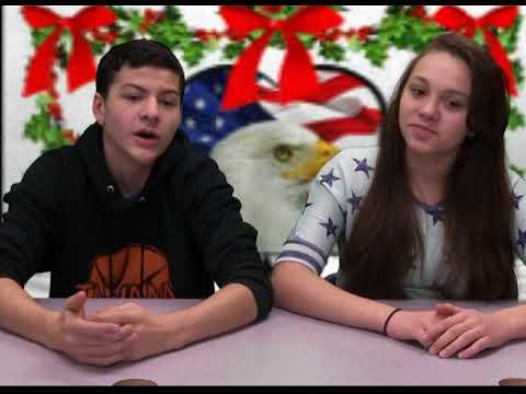Tanana Middle School Eagle News Nestwork 12/5/17