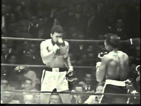Muhammad Ali vs Cleveland Williams 1966-11-14