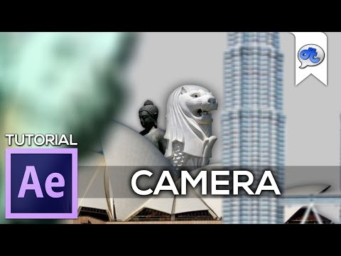 Adobe After Effects | TUTORIAL #24 : CAMERA (Bahasa Indonesia)