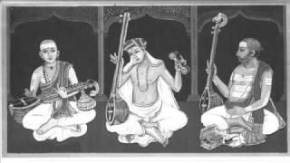 Pagavari - Hamsadhwani varnam - Ambikapuram G.K. Shivaraman